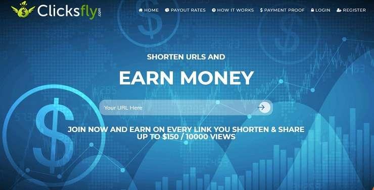 highest paying url shortener for india