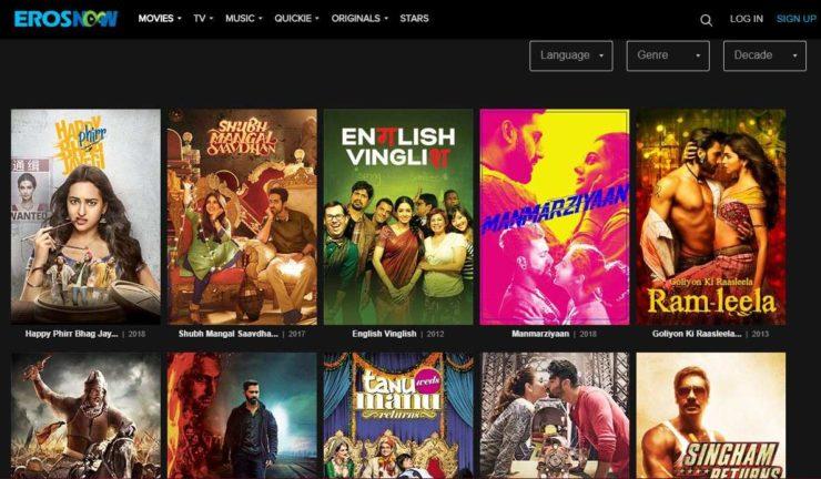 mobile movies in avi