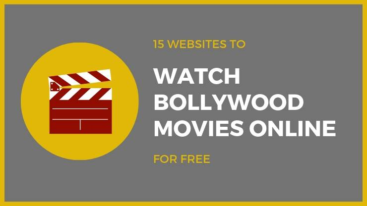 Here are the websites to watch Bollywood movies online for free