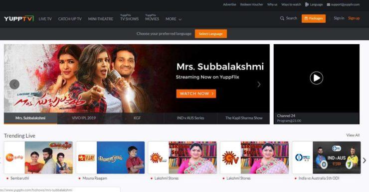 AVI movies download site