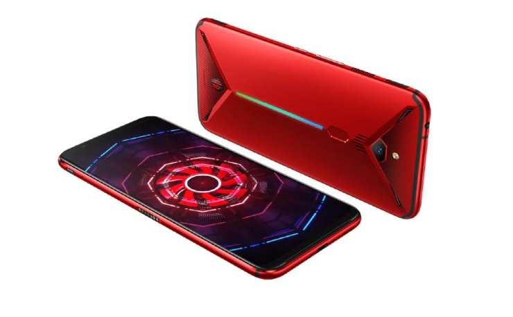 Nubia Red Magic 3 launch date in India