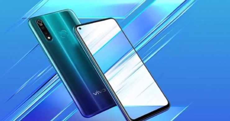 Vivo Z5X launch date in India