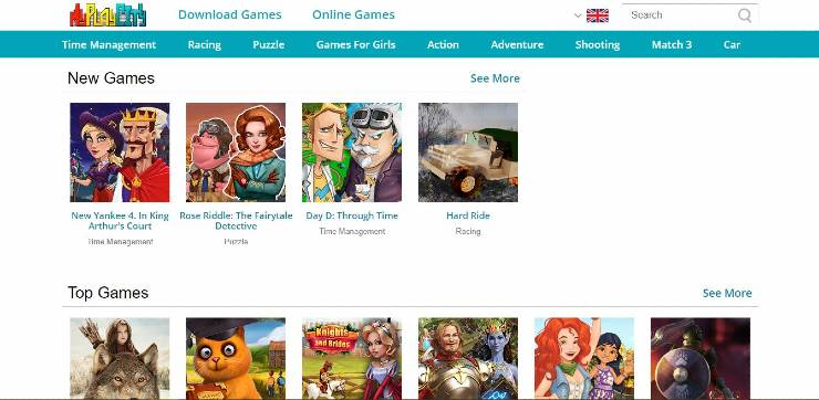 Best PC games download site