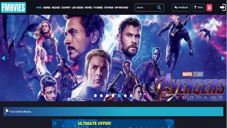 Watch Hollywood movies online free Fmovies