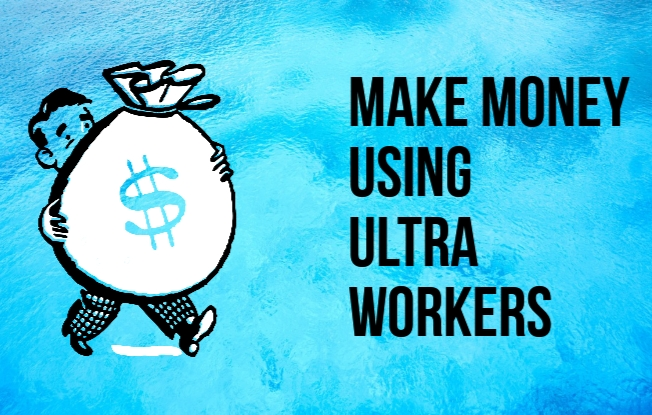 make money online using Ultraworkers