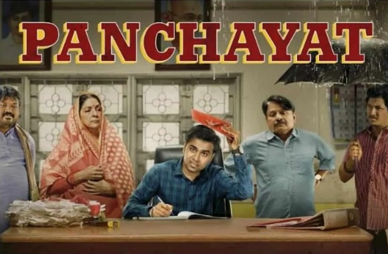 Panchayat web series leaked Movierulz