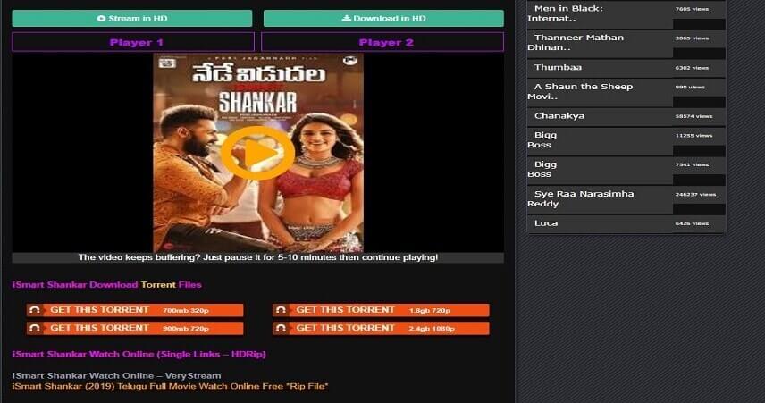 ismart shankar download from movierulz
