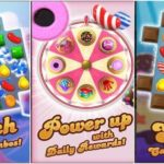 Interesting game for girls_ Candy Crush Saga