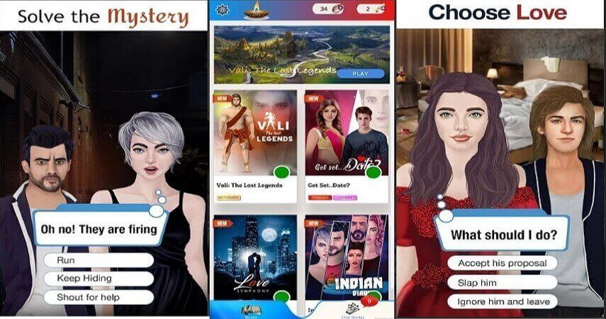 Indus Brew your story_Android game best