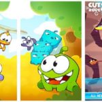 cut the rope 2_android games for girls