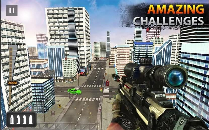 Best Sniper Shooting Game