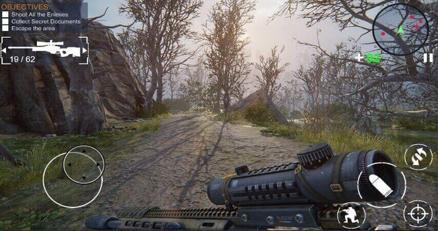 Call Of Crtiical War- Best Offline Shooting Game