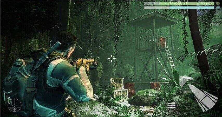 Coverfire- Best Offline Shooting Game