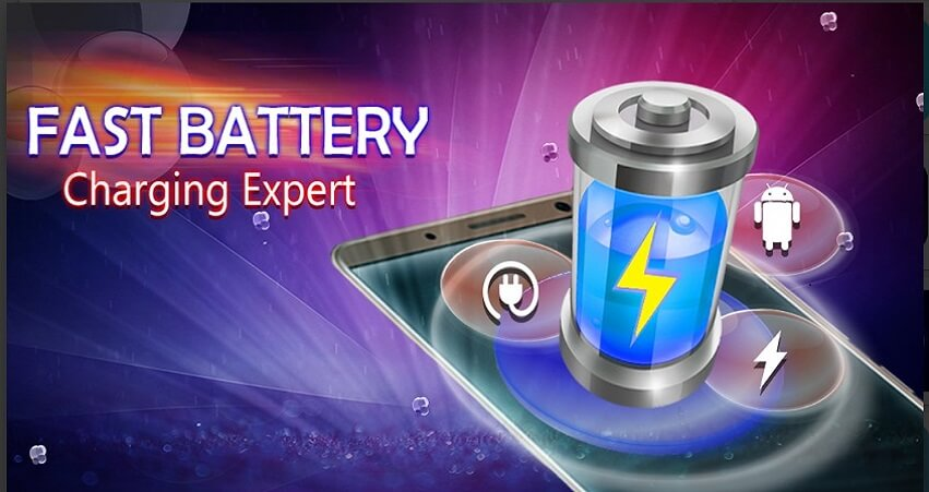 fast charger charging expert android