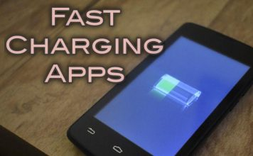 Best fast charging Apps or battery savers