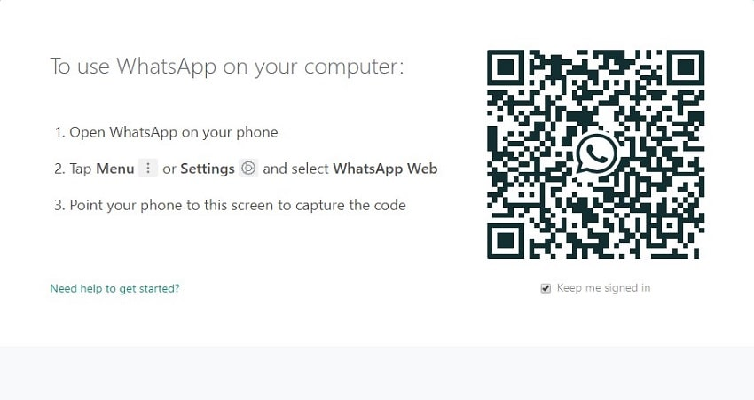 Whatscan Whatsapp web guide