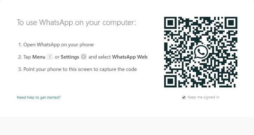 Whatscan Whatsapp web guide