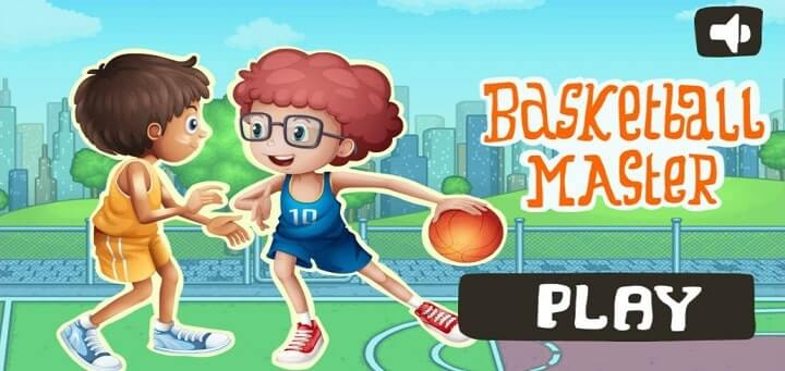 Basketball Master game 1 mb Android