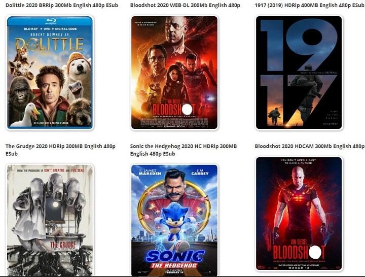 Bolly4u Hollywood hindi dubbed movie download