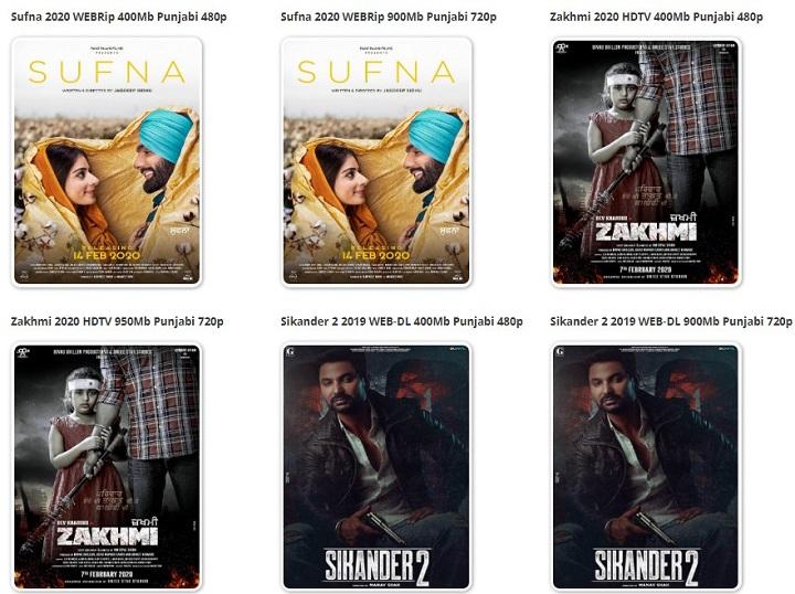 Bolly4u movie download Punjabi