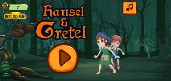Hansel and Gretel game 1 mb