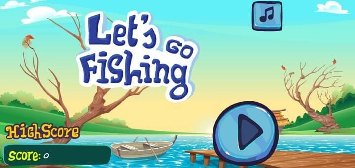 Lets go fishing 1 mb