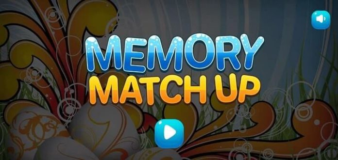 Memory Match up 1mb logic game