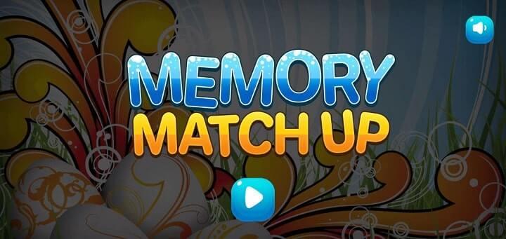 Memory Match up 1mb logic game