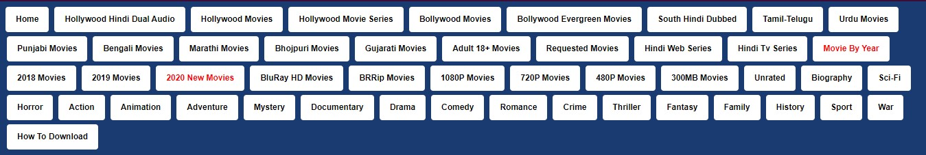 Movie4me website information