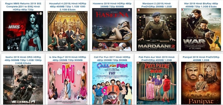 Movies4me Bollywood Movies 720p Download