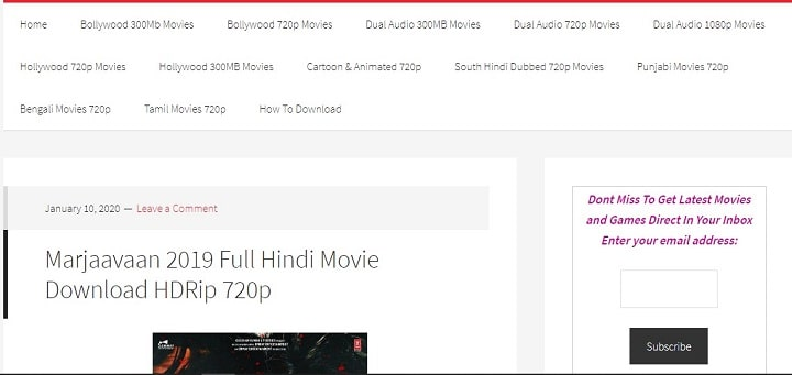 Worldfree4u hollywood movies in hindi download 720p