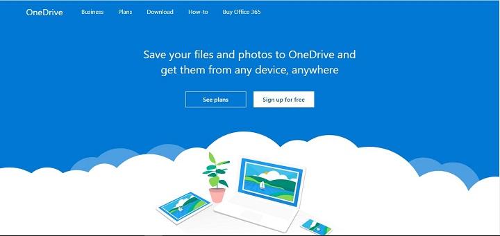 one drive good online storage