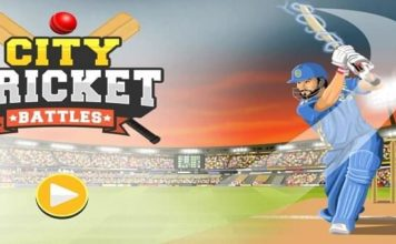 City Cricket game less than 1 mb