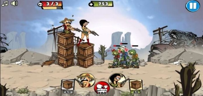Zombie Jump 1mb game for Android