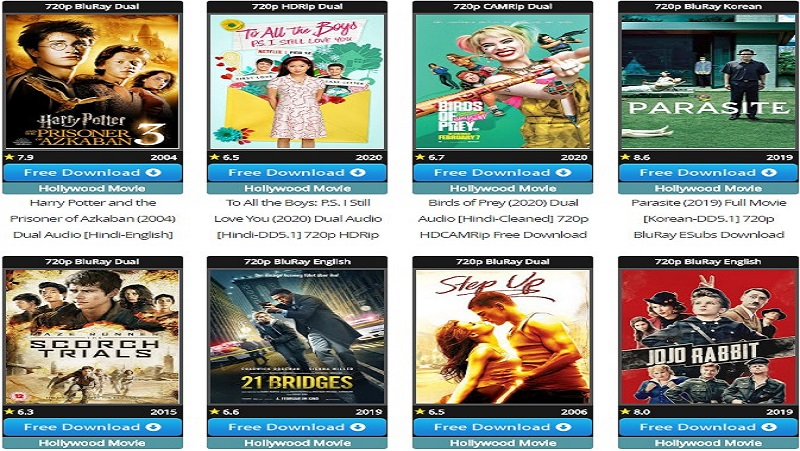 Extramovies hollywood hindi