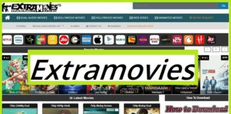 Extramovies movie downloading site