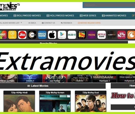 Extramovies movie downloading site