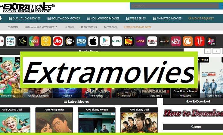 Extramovies.pink movie downloading site