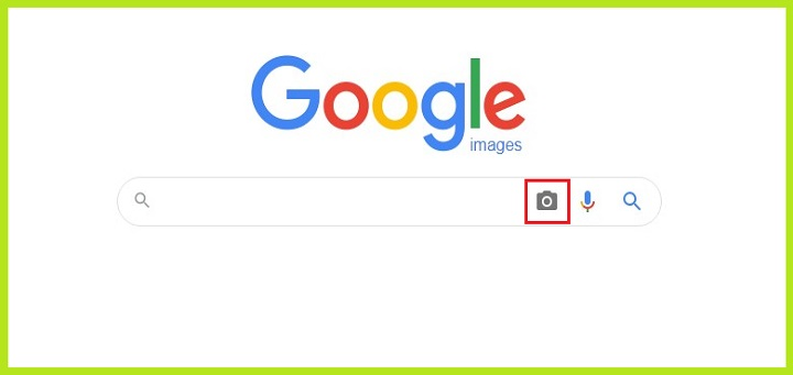 reverse image search on Google images