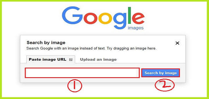 Search Person by image using google search