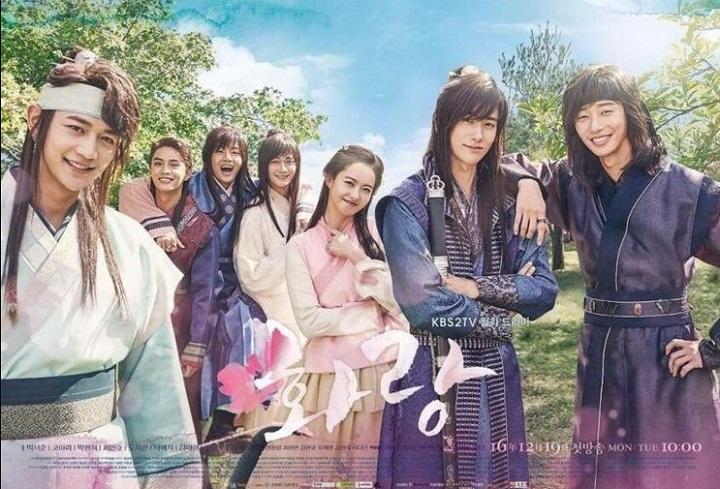 Dramafire Hwarang korean movie download