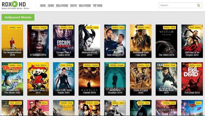 Real Digital experience HD Hollywood Movies Online Hindi