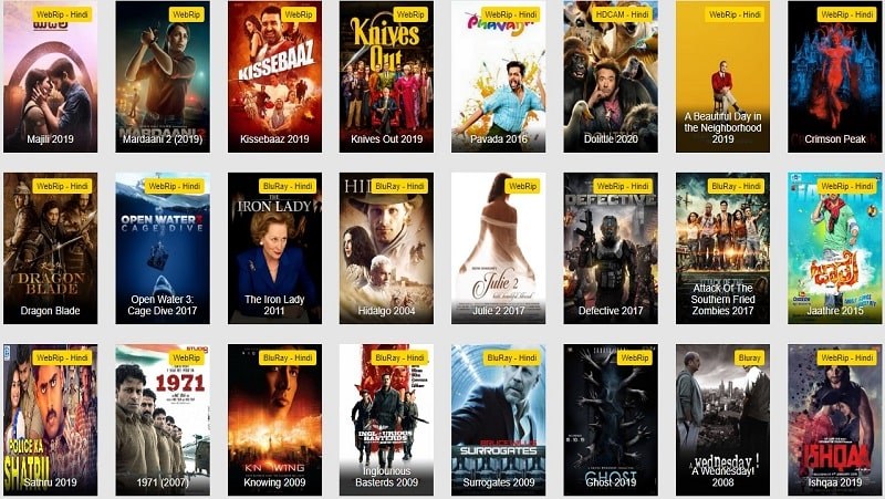 RdxHD movies online hindi