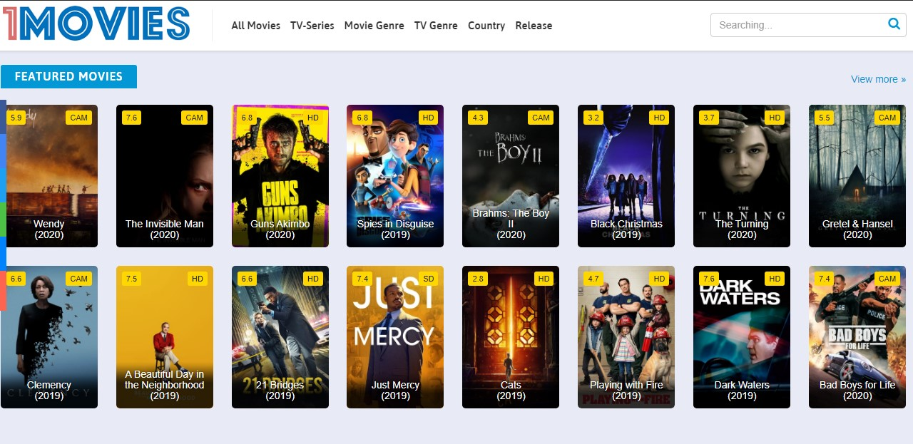1movies website for downloading movies