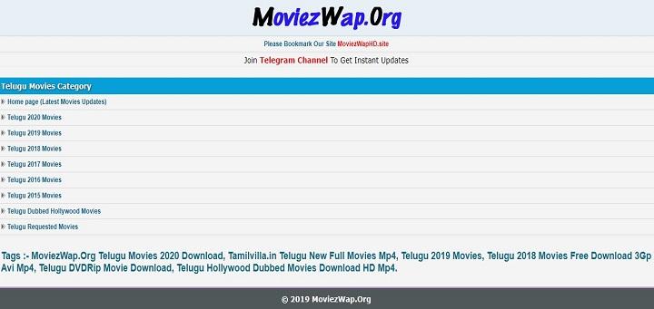 Moviezwap Telugu Movies online HD Quality