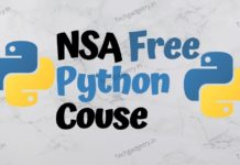 NSA Python Couse Free For beginners