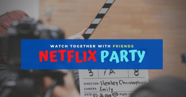 How to watch Netflix Together with friends
