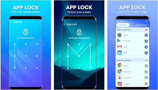 App Lock Lucky Mobile Apps