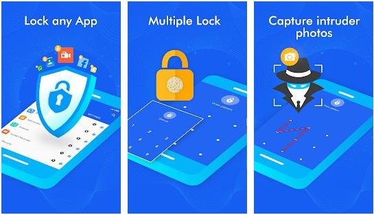 Applock by KewlApps also an alternative