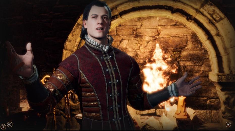 Baldur Gate 3 gameplay